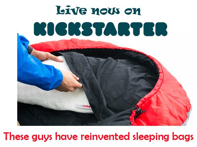 RedRock Sleeping bags Kickstarter-ad-2
