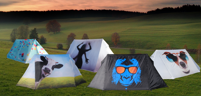 Funky Monkey Tents & Site Launched